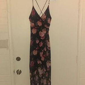 Charlotte Russe Floral Dress